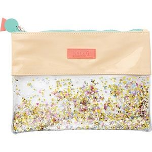Benefit Confetti Cosmetic Bag